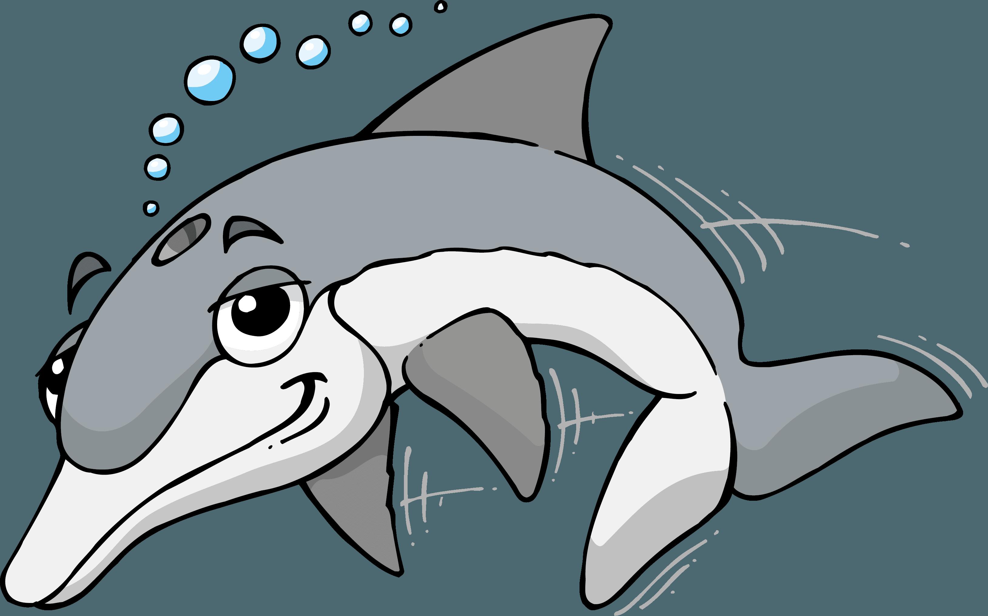 2,5-3 år Delfin