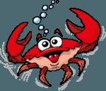 Hovseter / mandag 17. august 2020 kl 13:30-14:00 / uke 34-43 / 9-12 mnd Krabbe